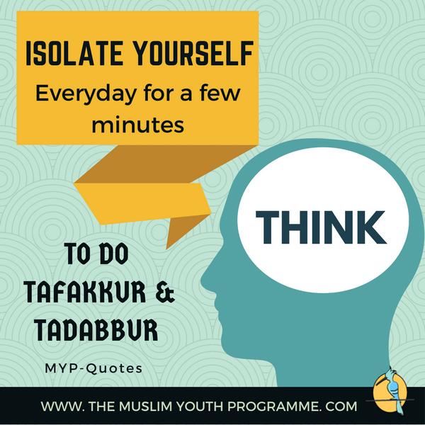 contemplating-muslim mindset-islamic quotes-islamic inspirational quotes